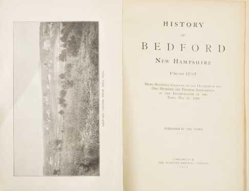 N.H. Bedford - 2 Titles