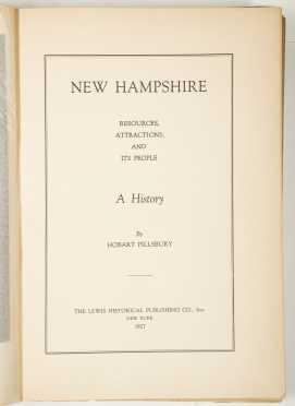 N.H. History - NH - Bristol - Plymouth