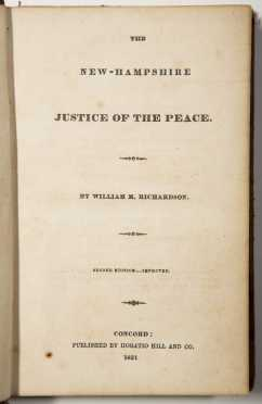 New Hampshire History - 2 Vols