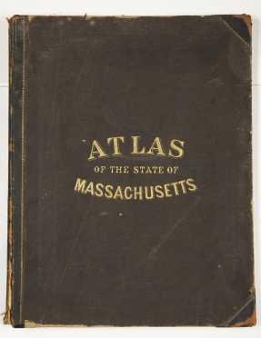 Massachusetts Atlas, 1871
