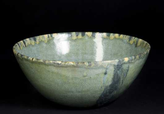 "Saturday Evening Girls 10 1/2"" Diameter Bowl"