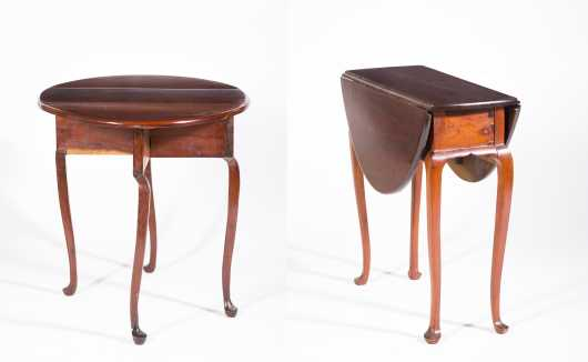 Pair of QA Style Drop Leaf Tables