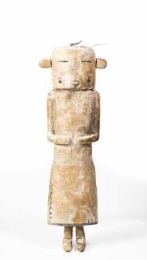 A Fine and Rare Old Hopi Kachina Doll