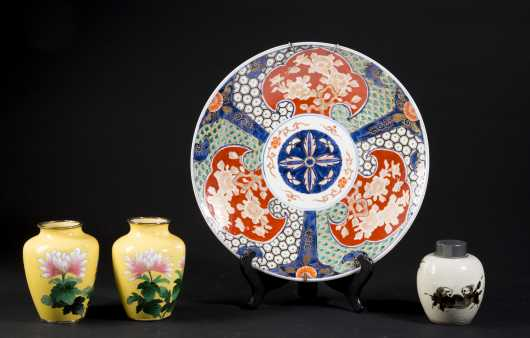 Japanese Porcelain Lot