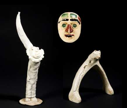 Three Native American Art Forms