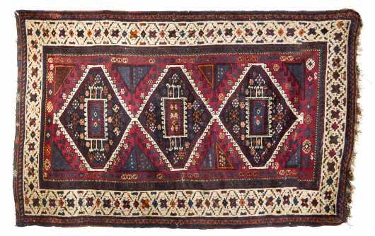 Yuruk Scatter Size Oriental Rug
