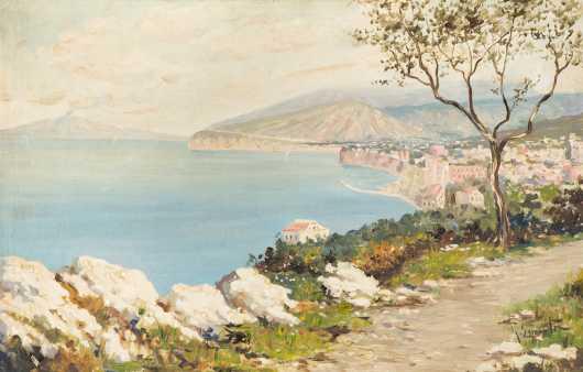 Gaetano Esposito, Malta Italy (1858-1911)