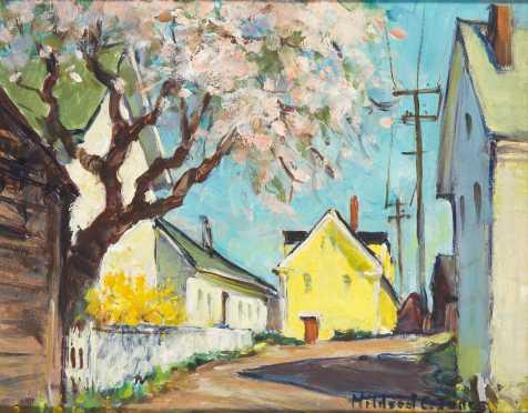 Mildred C Jones, Rockport Mass(1899-1992)