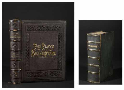 Victorian Shakespeare Anthologies. 2 vols
