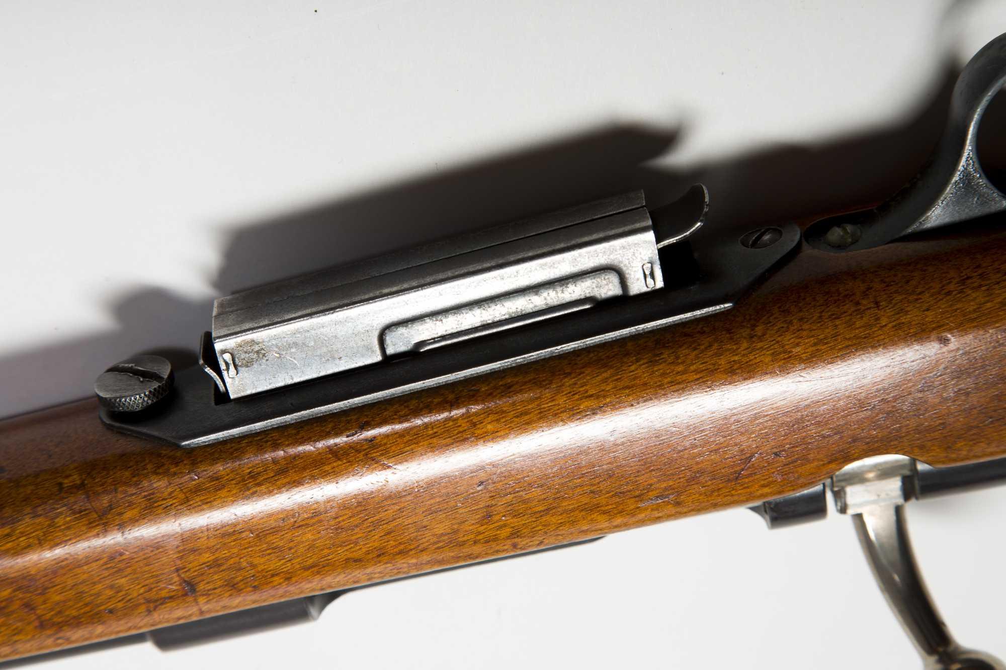 J  Stevens Model 58A S#NSN 410 Gauge Bolt Action Shotgun