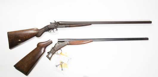 Lot of Two Shotguns (as-is)