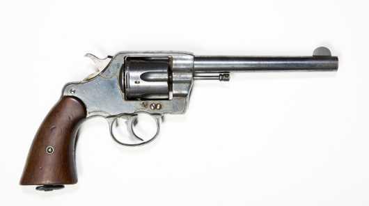 Colt D.A. 38 US Army Model 1901 Serial #0359 38cal.