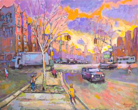 George Thompson, New York (1953- )