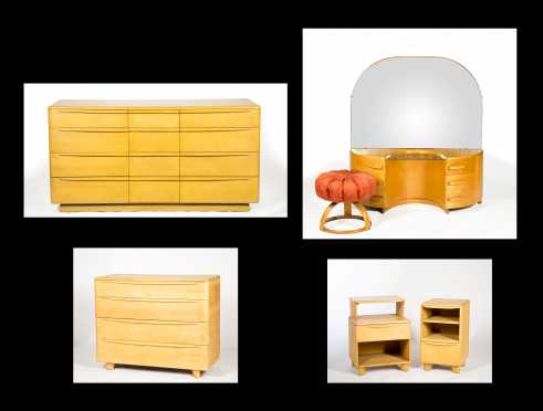 Heywood-Wakefield Bedroom Set *AVAILABLE FOR OFFERS*