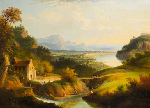 Edmund Coates, New York (1816-1871)