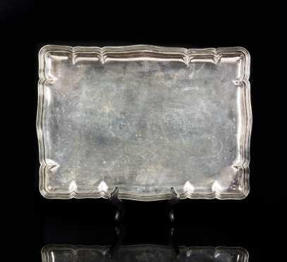 """""""800"""" Silver Tray"""