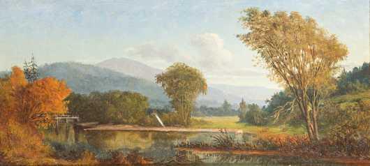 John Hill Millspaugh, NY (1822- 1894)
