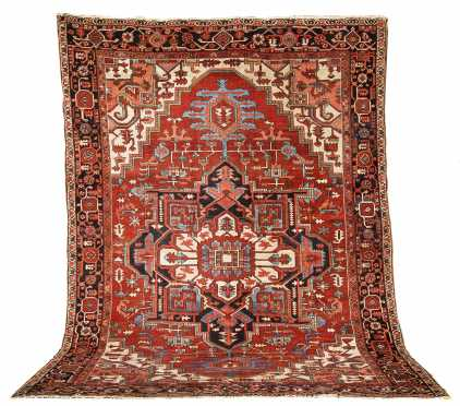 Serapi Room Size Oriental Rug