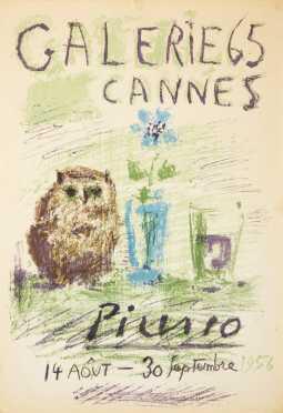 Pablo Picasso, Spanish (1881-1973) Lithograph