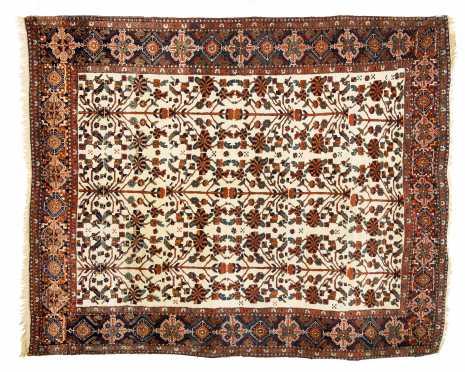 Afshar Scatter Size Oriental Rug