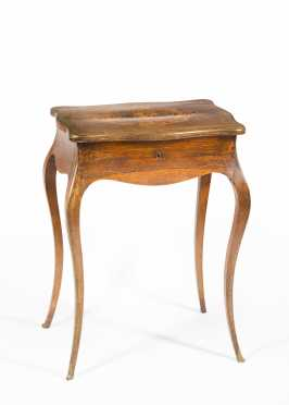 French Style Rosewood Dressing Table