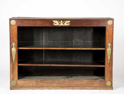 French Open Empire Bookcase