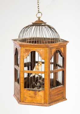Biedermeier Birdcage