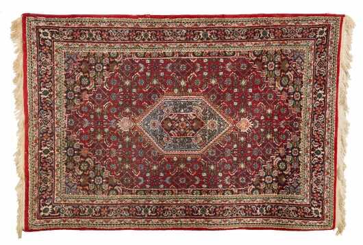Persian Oriental Scatter Rug