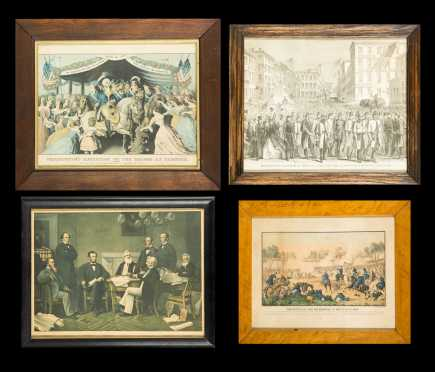 Currier and Ives and Other Prints