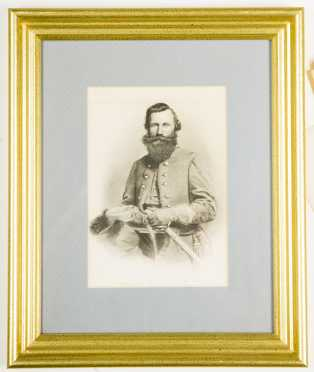 Civil War Officers Steel Engravings