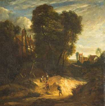 School of Jacob Isaacksz van Ruisdael, Netherlands