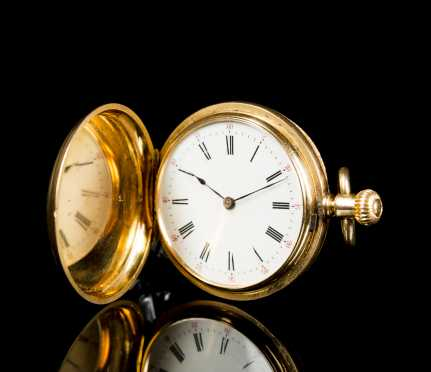 Patek Philippe 18kt. Gold Pocket Watch