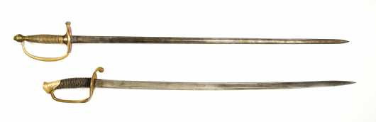 American Civil War Swords