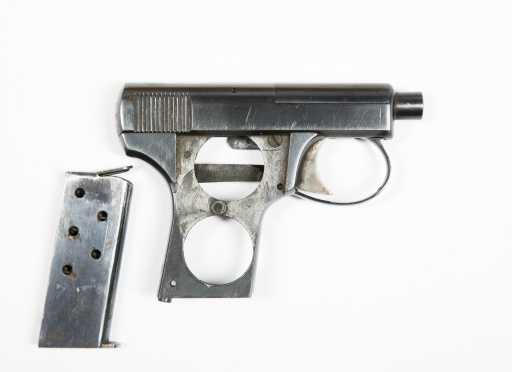 Harrington & Richardson's Self Loading Pistol s#772