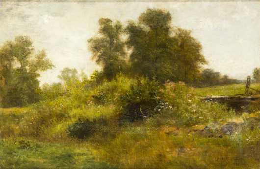 Albert Insley, NY, NJ (1842-1937)