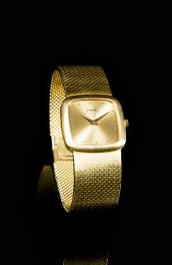 Piaget 18kt. Gold Ladies Wrist Watch