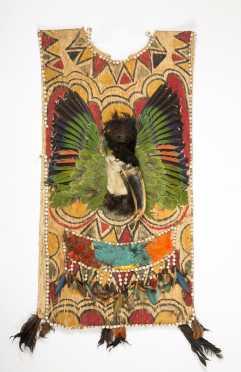 Jivaro Tribe Shaman's Vest
