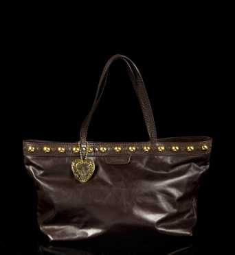 Gucci Nubuck Leather Tote