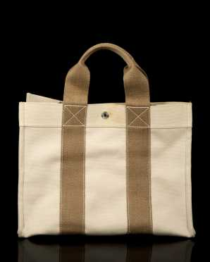 Hermes Style Garden Party Tote