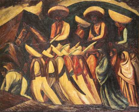 After Jose Clemente Orozco, Mexico (1883-1949)