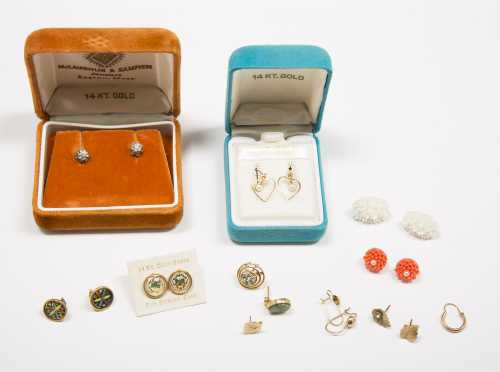 Miscellaneous Earrings and Diamond Earrings