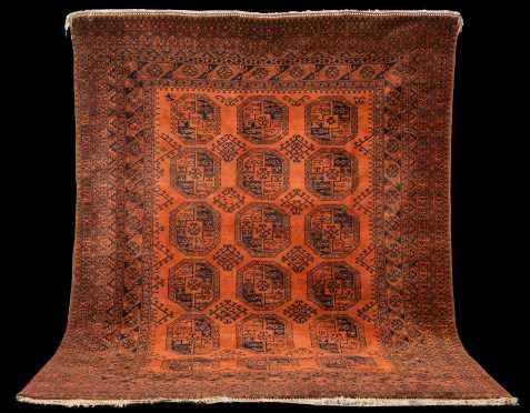 Room Size Afghan Oriental Rug