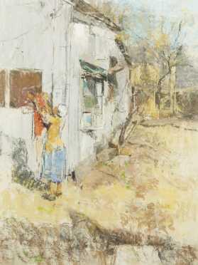 Henriette Amiard Oberteuffer, Illinois, Mass. (1878-1962)