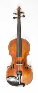 German Violin and Bow