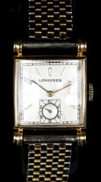 Longines 14kt Wrist Watch