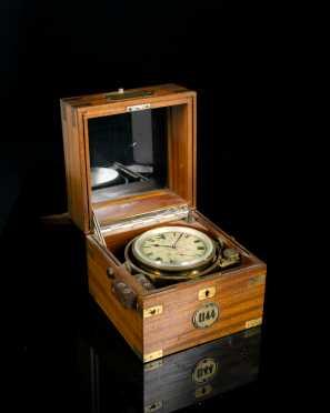 Ulysse Nardin NO. 1144 Marine Chronometer