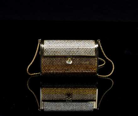 Judith Leiber Evening Shoulder Bag