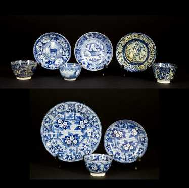 Staffordshire Lot of China