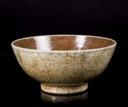 Chinese Song Dynasty Type Celadon Bowl **AVAILABLE FOR $400.00**