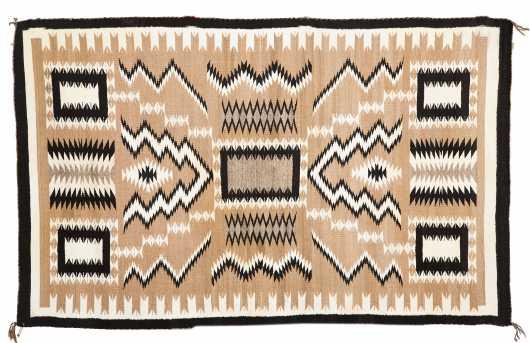 Navajo Weaving Scatter Size Rug